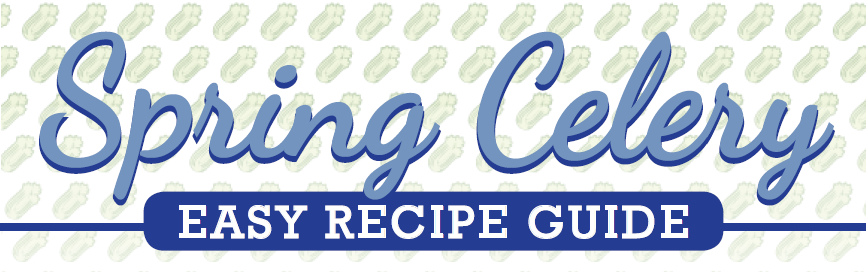 Spring Celery Easy Recipe Guide