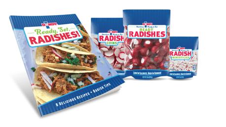 Ready set radishes recipe book radish recipe ebook forumfinder Image collections