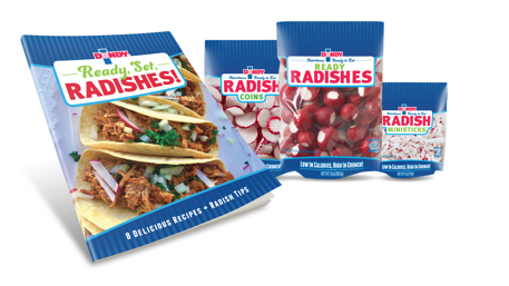 Radish Recipe Ebook