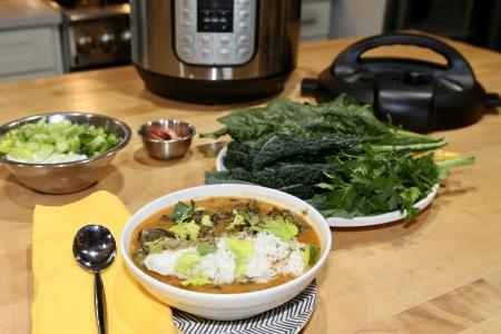 Dandy® Pressure Cooker Gumbo Z'herbes (Gumbo Zah'erv)