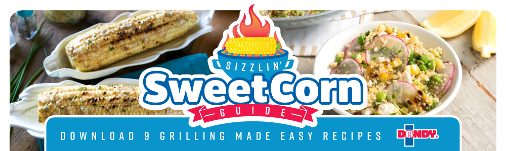 Sweet Corn Grilling Recipes