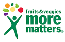 Fruits and Veggies, More Matters logo
