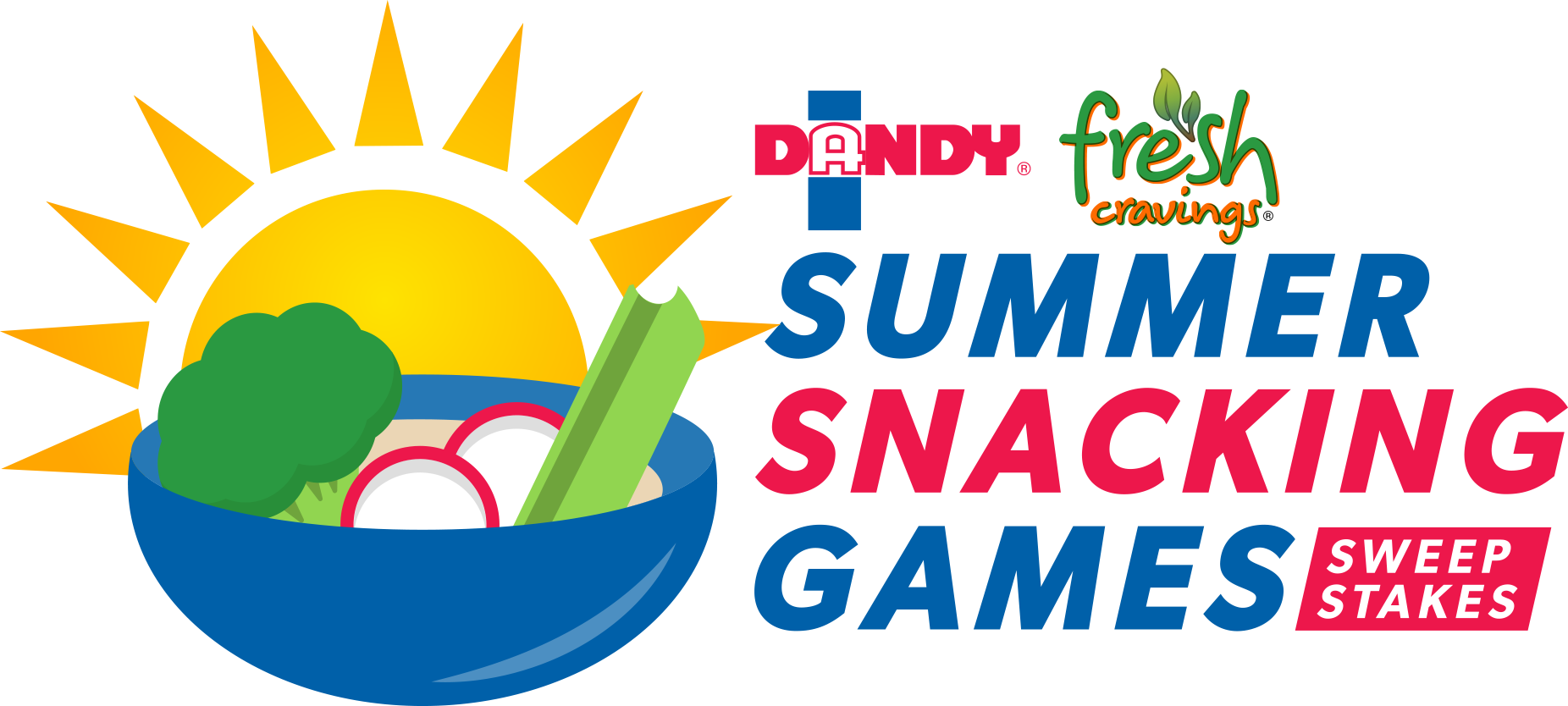 Dandy and Fresh Cravings Summer Snacking Games Sweepstakes