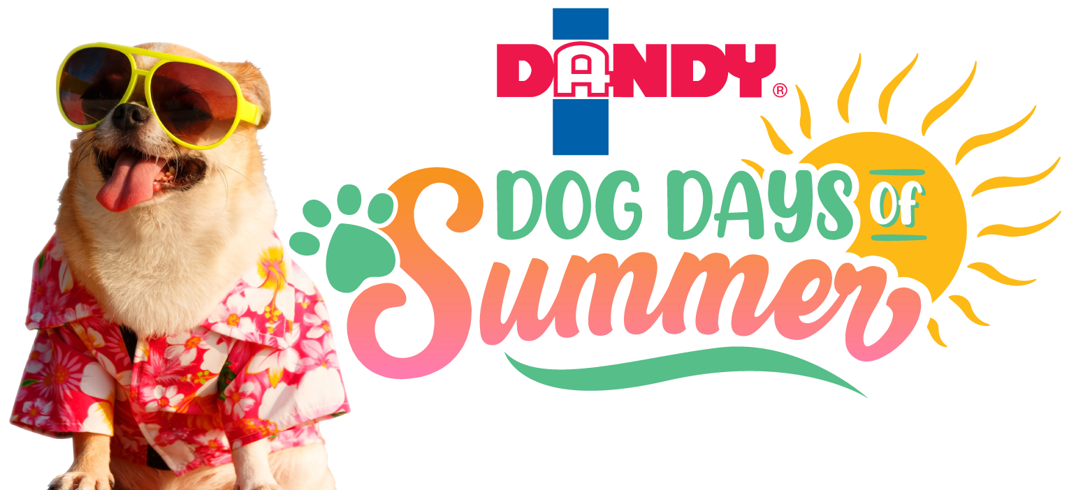Dandy Dog Days of Summer Logo