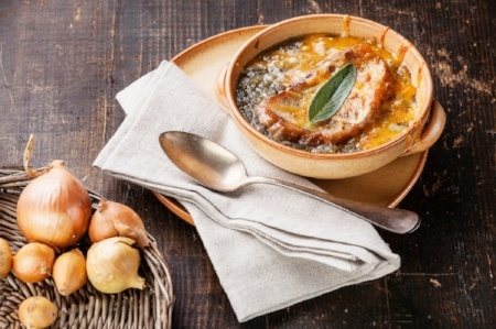 Irish Onion Soup